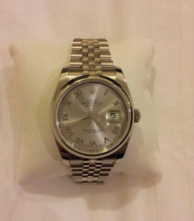 9f721378f للبيع ساعة رولكس | المؤشرنت