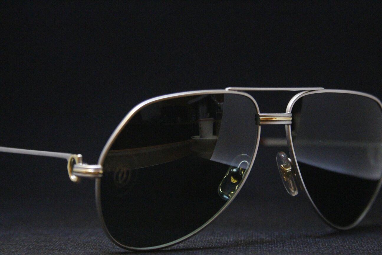 0cbfcb914 للبيع نظارة كارتير القديمة تيتانيوم جديدة بكرتونها | المؤشرنت